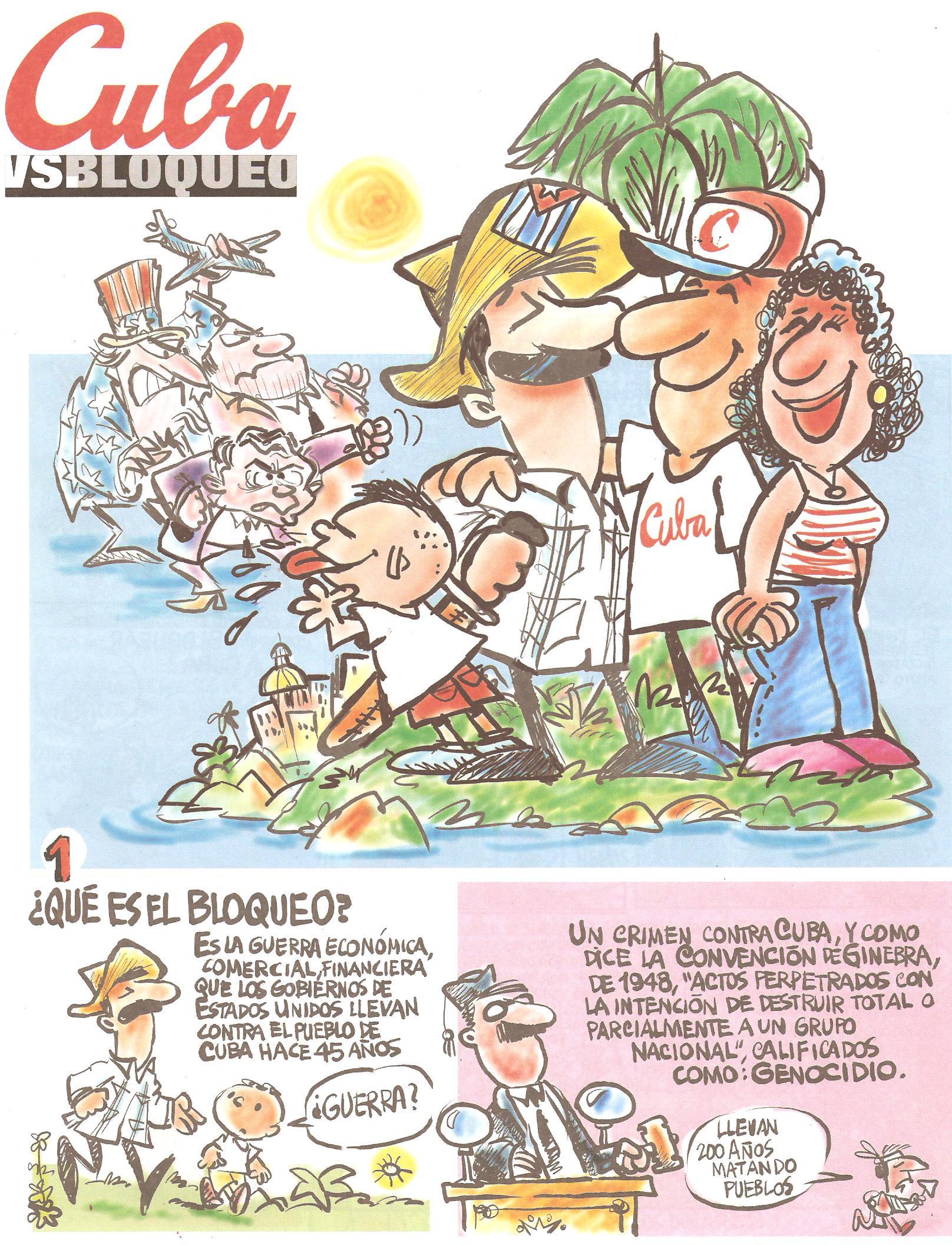 Què és el bloqueig dels EUA contra Cuba? Explicació fàcil de comprendre.