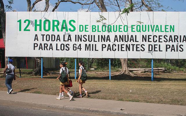Els nord-americans s'oposen al bloqueig econòmic contra Cuba