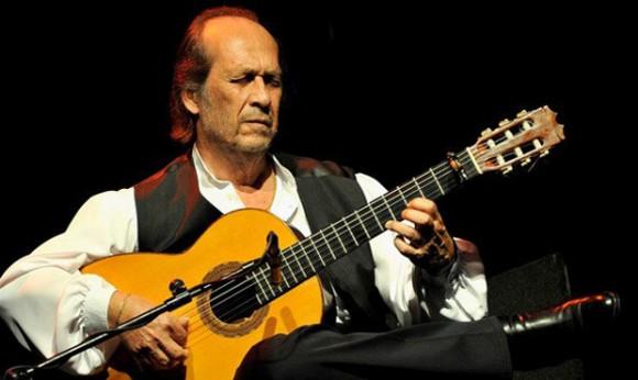 Va morir Paco de Lucía, la guitarra del flamenc
