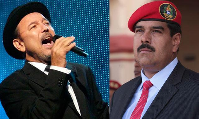 Per al Rubén Blades: Qué fallo!