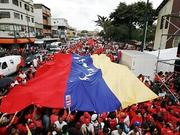 Comunicat de solidaritat amb Veneçuela
