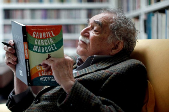 Adéu a García Márquez, amic del socialisme.