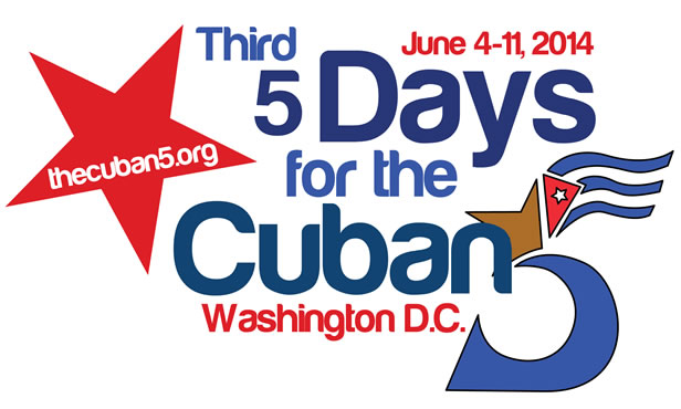 Tercera Jornada «5 Días por los 5 Cubanos » a Washington D.C!
