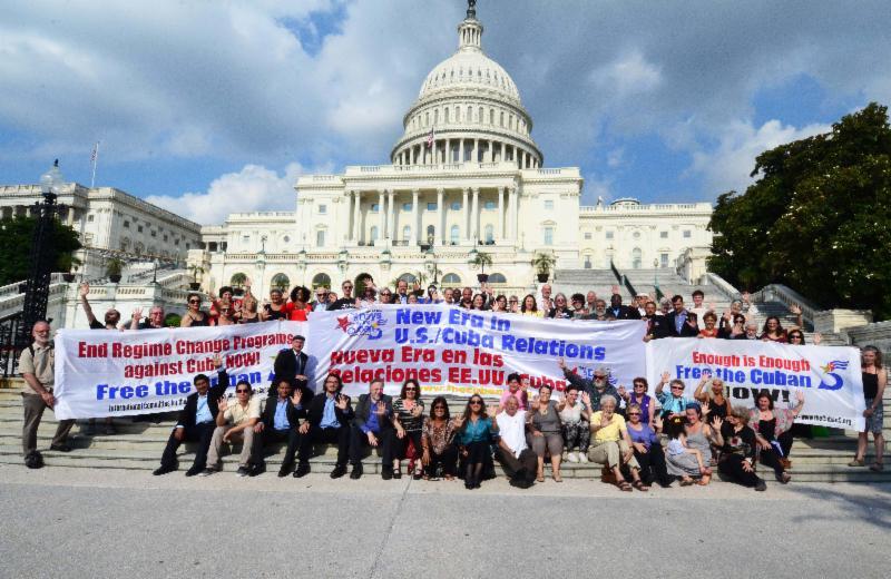 Cas dels 5 Cubans, tema de discussió a Washington DC
