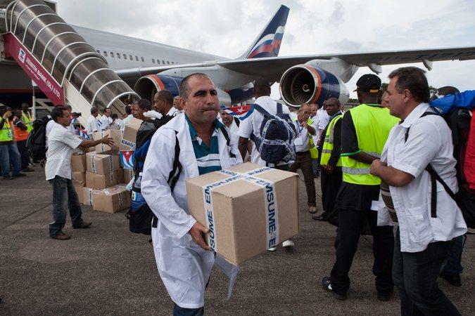 La Impresionante Contribución de Cuba en la Lucha Contra el Ébola