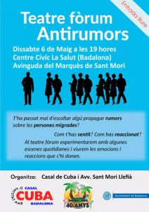 Antirumors Teatre fòrum