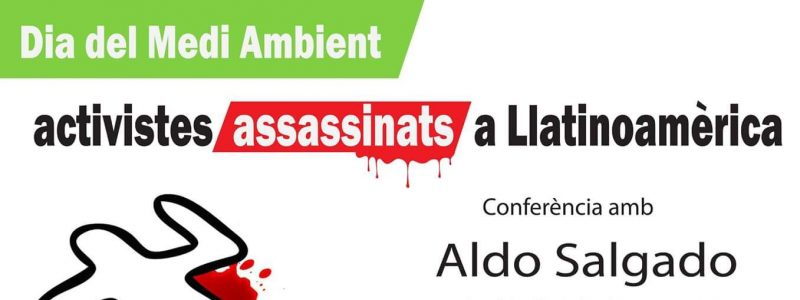 Conferència amb Aldo Salgado