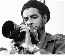 Exposició fotogràfica  El CHE més humà