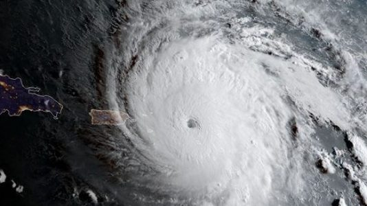 El Huracan Irma pasó por Cuba