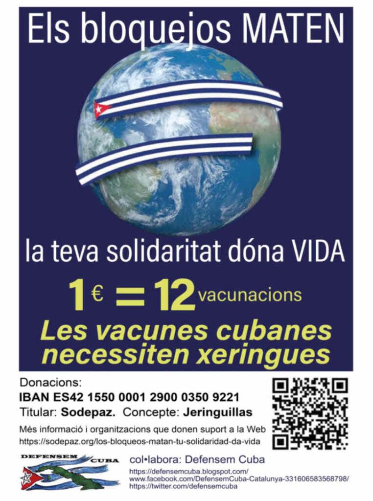 campanya xeringues